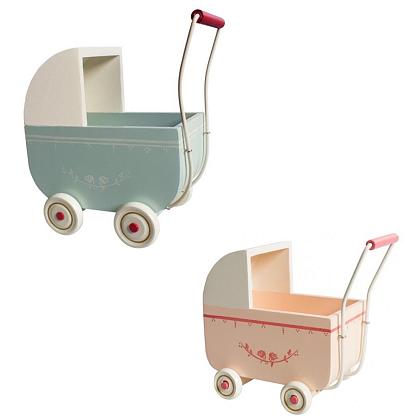 Kindermusthaves - Maileg poppenwagens