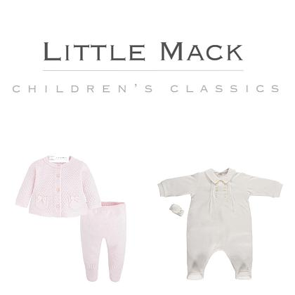 Kindermusthaves - TIP: Little Mack!