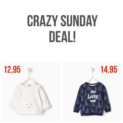 Kindermusthaves - Crazy Sunday Deal!