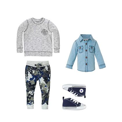Kindermusthaves - Touch of army!