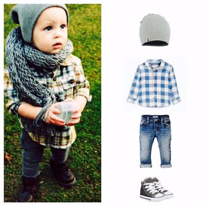 Kindermusthaves - Streetstyle boy!