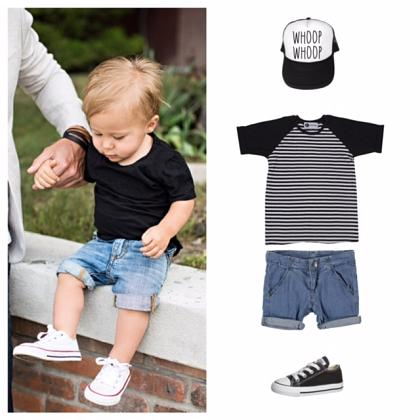 Kindermusthaves - Summer streetstyle!