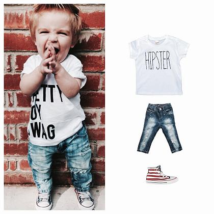 Kindermusthaves - Stoere streetstyle!