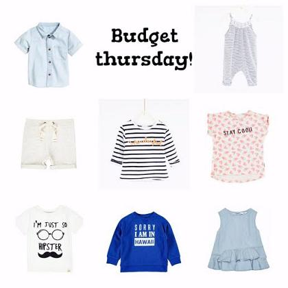 Kindermusthaves - Budget Thursday!