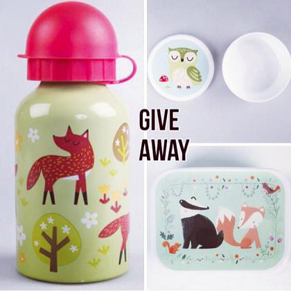Kindermusthaves - Give Away actie!