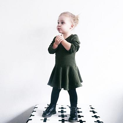 Kindermusthaves - Basic dress!
