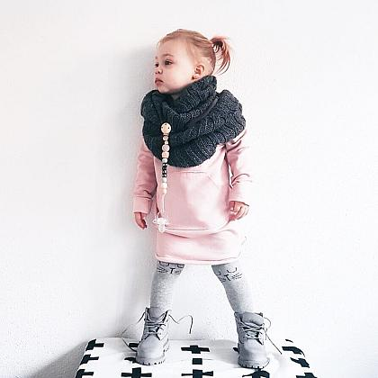 Kindermusthaves - No stress in a sweaterdress!