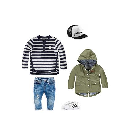 Kindermusthaves - 100% casual cool!