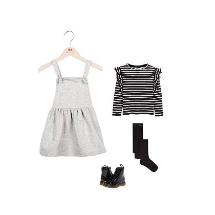 Kindermusthaves - Dungaree Dress!