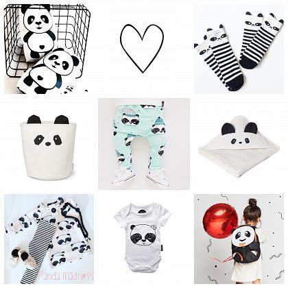 Kindermusthaves - Go for a panda!