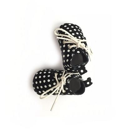 Kindermusthaves - Dotty shoes!