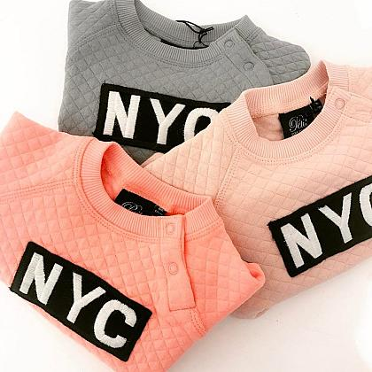 Kindermusthaves - NYC sweaters!