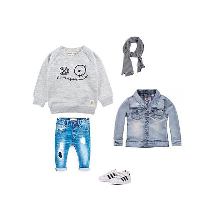Kindermusthaves - Denim dag!