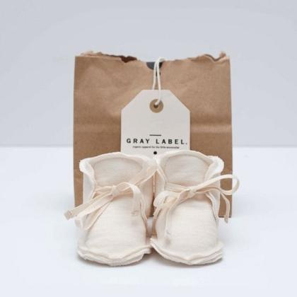 Kindermusthaves - Gray Label slofjes