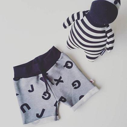 Kindermusthaves - Letter short!
