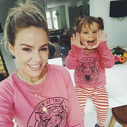 Kindermusthaves - Pink Tiger Sweater!