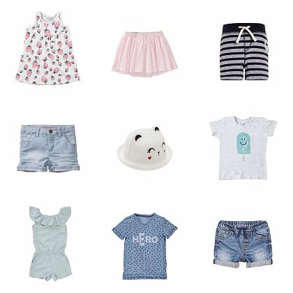 Kindermusthaves - Summer budget musthaves!