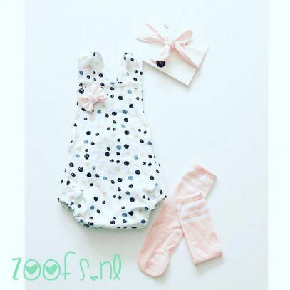 Kindermusthaves - Playsuit confetti!