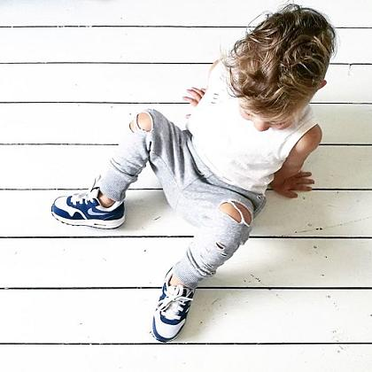 Kindermusthaves - PRE ORDER TIP: Ripped jogger!