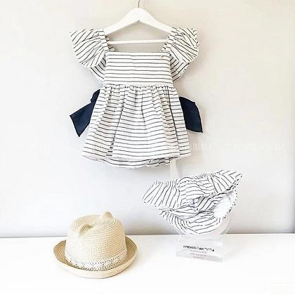 Kindermusthaves - Bloomer dress!