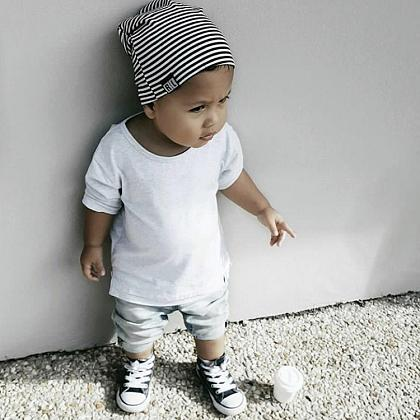 Kindermusthaves - Basic street style!