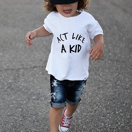 Kindermusthaves - Streetstyle: Act like a kid!