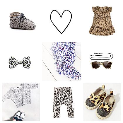 Kindermusthaves - Musthave print: leopard!