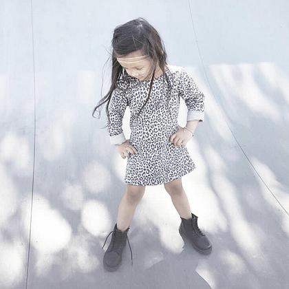 Kindermusthaves - Pretty in leopard!