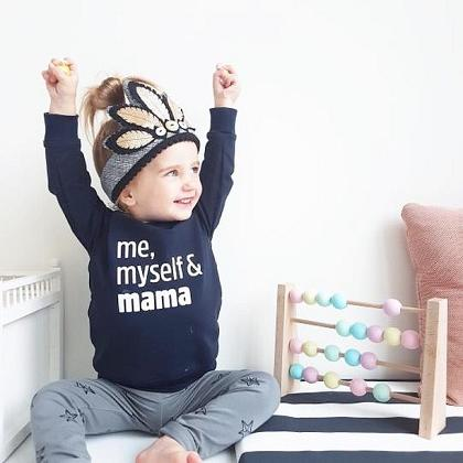 Kindermusthaves - Me, myself & mama!