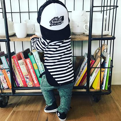 Kindermusthaves - Cool kid!