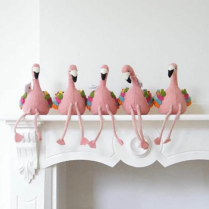 Kindermusthaves - Boekensteun Flamingo!