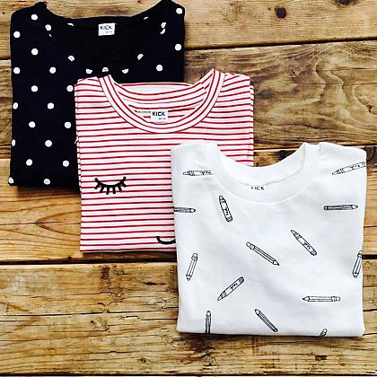 Kindermusthaves - Toppers van longsleeves!