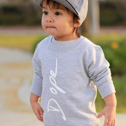 Kindermusthaves - Sweater 'DOPE'!