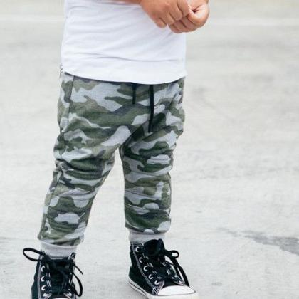 Kindermusthaves - It's camo!