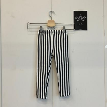 Kindermusthaves - Striped pants!