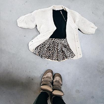 Kindermusthaves - Cozy fashion!