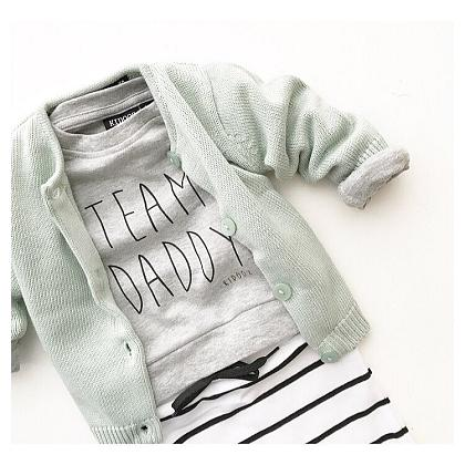 Kindermusthaves - TEAM DADDY!