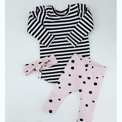 Kindermusthaves - Dots & stripes!