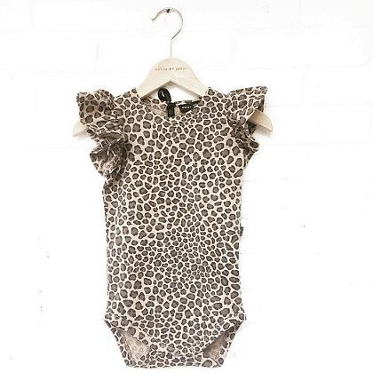 Kindermusthaves - Ruffled bodysuit!