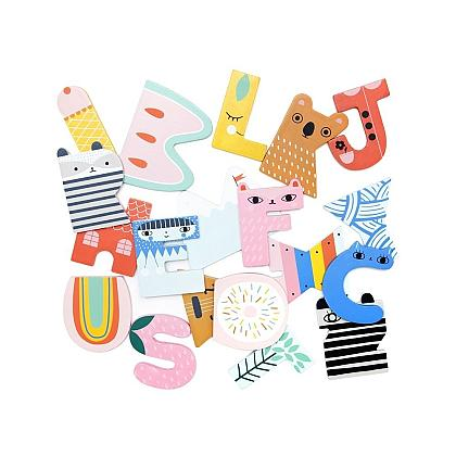 Kindermusthaves - Houten letters!