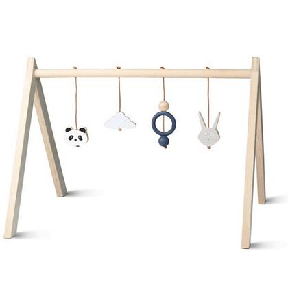 Kindermusthaves - Mooie houten babygym!