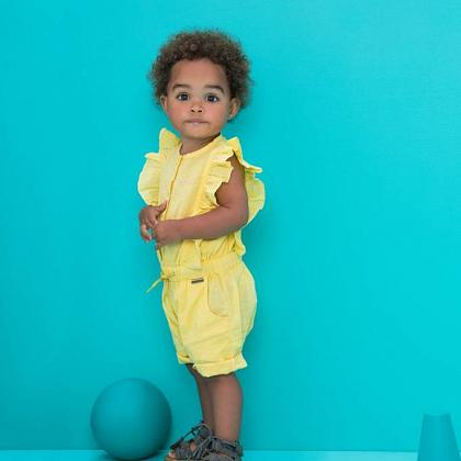 Kindermusthaves - Jumpsuit fan!