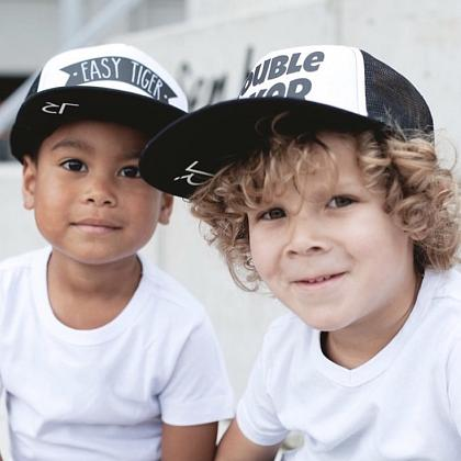 Kindermusthaves - Trucker caps!