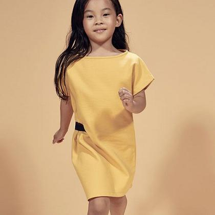Kindermusthaves - Bright Yellow!