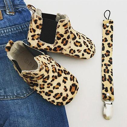 Kindermusthaves - Leopard match!
