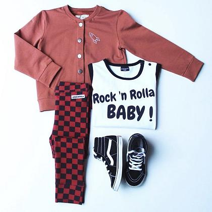 Kindermusthaves - Rock 'n rolla baby!