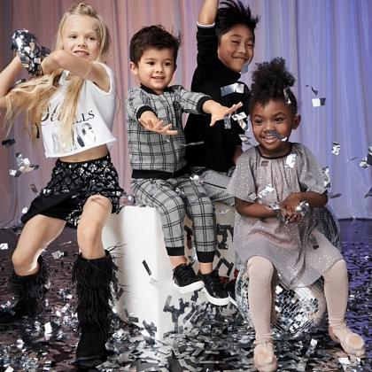 Kindermusthaves - SHOP TIP: de River Island Kerstfeestcollectie!