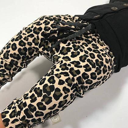 Kindermusthaves - Baggy leopard!