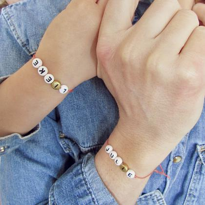 Kindermusthaves - Combideal: mama & dochter armbandjes!