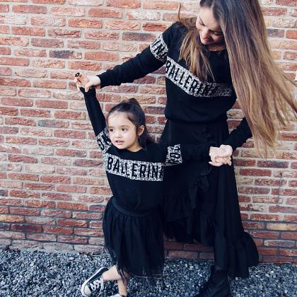 Kindermusthaves - WIN WIN WIN: Twinning sweaters ROCK of BALLERINA!